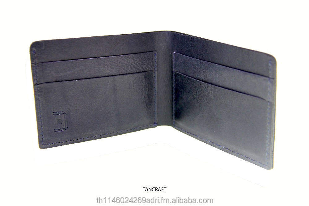 Handmade genuine leather Tancraft wallet
