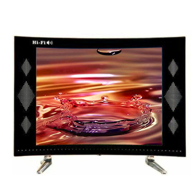 television panels lcd display curved screen tv