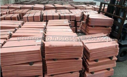 Best selling for 99.99% Copper Cathode
