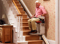 Stair Lift Home Installation - For Free Samples Visit www.agriprices.com - Wholesale Price