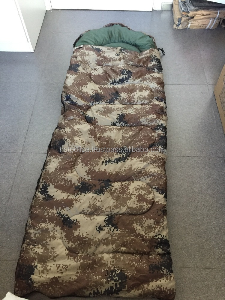 Desert sandy digital camouflage portable outdoor sleeping bag Saudi Arabia the united Arab emirates police military army