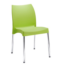 Plastic Novella Chair for modern cafeteria