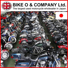 Various types of trustworthy motorcycle for sale in Italy used by Japanese companies