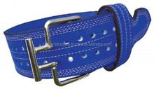 Power lifting Genuine Leather Weight Lifting Belt