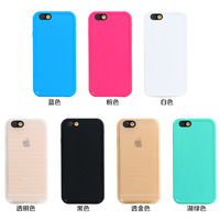 colorful TPU+PC 2 in 1 silicone soft waterproof Slim case for iPhone 6 6s/6 6s Plus Swimming Dive Case Cover Pouch Shell Capa