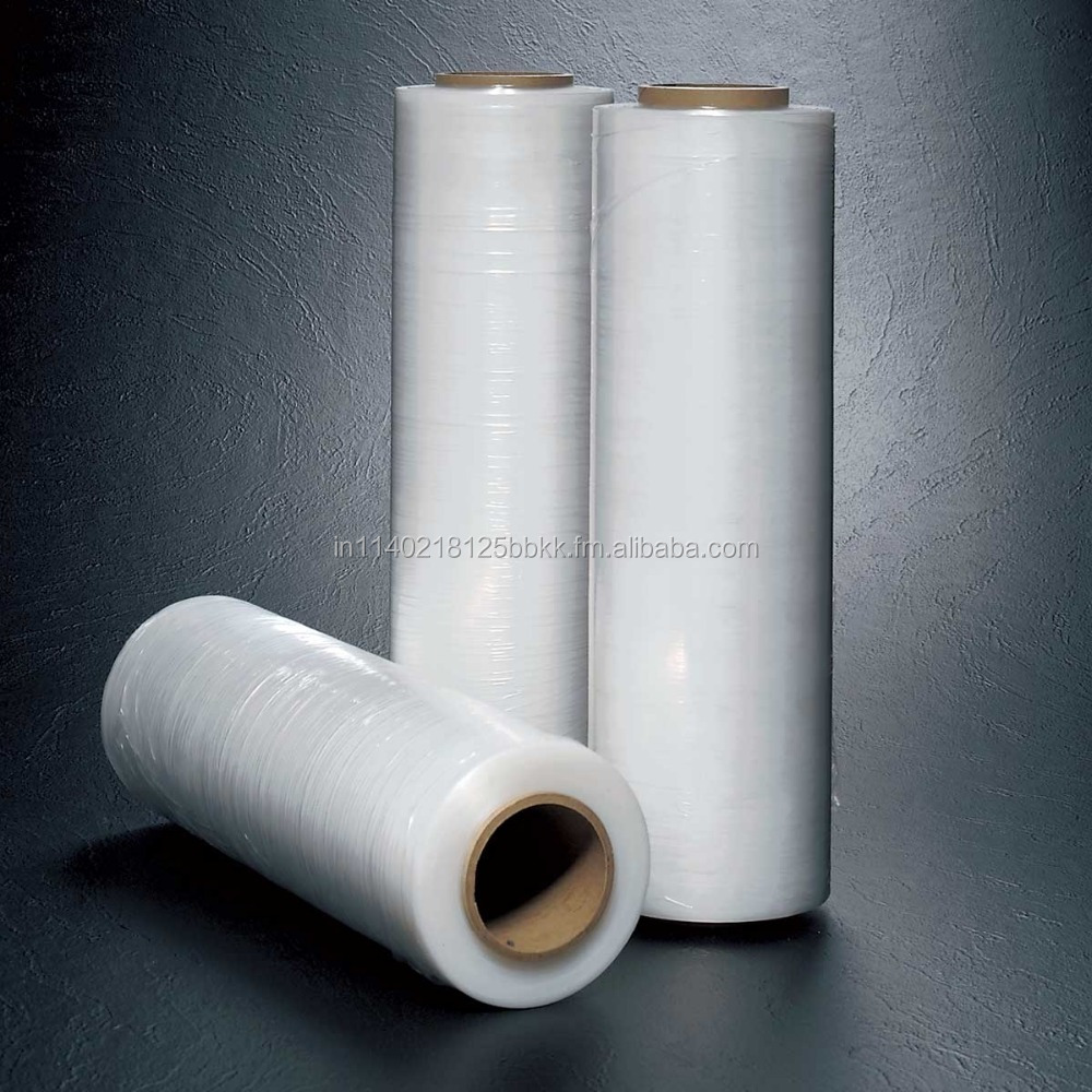 STRETCH FILM HAND GRADE WRAP FILM FOR MANUAL USE