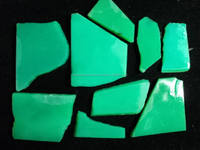 AAA Quality Chrysoprase Chalcedony Rough Plates Stones