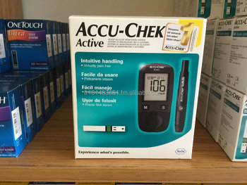 Accuchek Active Meter