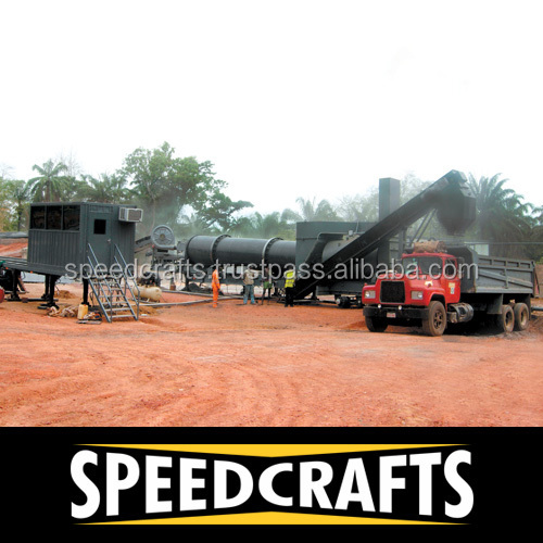 Hot Sale Road Construction Asphalt Mixing Machinery with Best Quality Design & Technology
