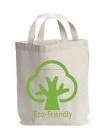 Nature Color Custom Reusable Cotton Shopping Bags