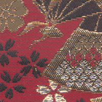 Fashionable Japanese Kimono brocade fabric for handicraft, OEM available, great for Ebay Europe all products business