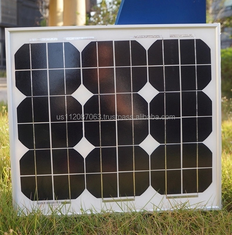 2017 Newest 20w solar panel with UL CE