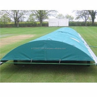 Special Cricket Pitch Cover Cage Movable