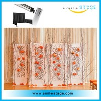 hottest cheap pipe and drape for indoor decoration with factory price