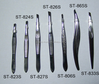 Tweezer, stainless steel