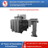 Energy Efficient 3 Phase High Power 24 V 25000 Amps Silicon Controlled Electroplating Rectifier