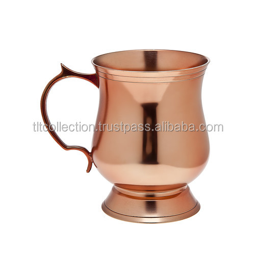 Customized Tea Cups,100% Pure Copper Moscow Mule Mug,Boss Coffee Cup