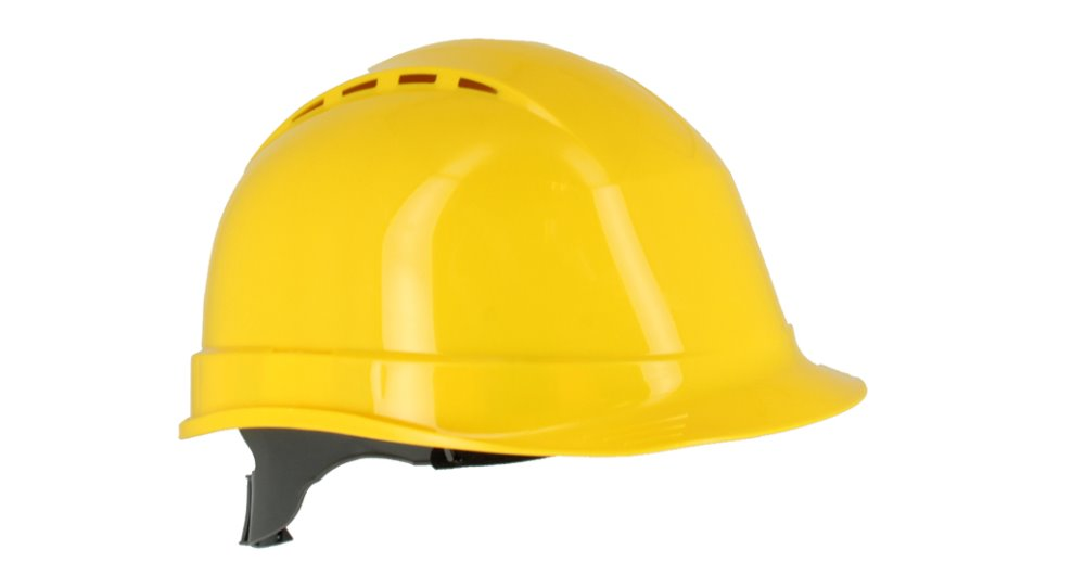 HDPE Safety Helmet Made from HDPE Helmet 1.30 USD/PC