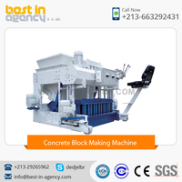 QY6-25 Mobile Concrete Solid Block Machine