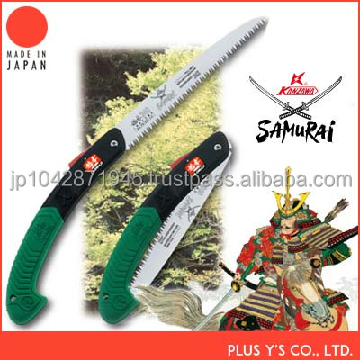 Wood cutting hand saw samurai katana Made in Japan