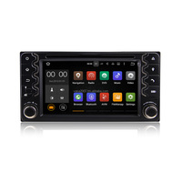 6.2''two din in-dash dvd player(monitor) with Capacitive Touch Screen