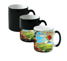 hot sale fashionable unique funny cute birthday gift customised enamelware mug for promotions