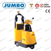 JUMBO Electric Tow Truck - Stand On 1200 kg