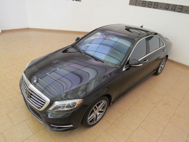 2015 Mercedes-Benz S-Class S550 4MATIC $115K MSRP, AMG SPORT, P1 & DRIVER ASSIST PKGS, SU