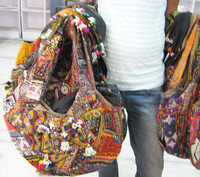 handmade old vintage fabric banjara bags tribal indian handbags for party