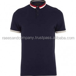2014 High quality cotton custom compressed polo t shirt for gift