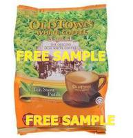 Old Town White Coffee 3in1 Instant Premix White Milk Tea 13 Sticks 520g