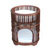 Hot sales ! Handmade 100% natural rattan pet house