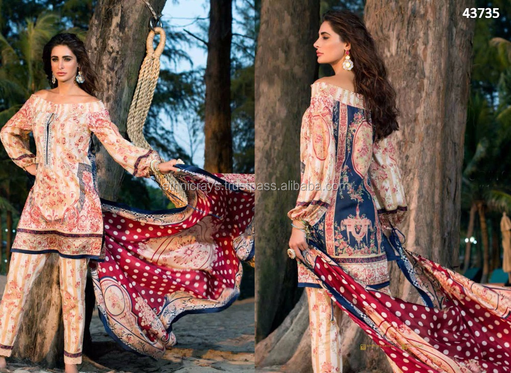 Designer Silk Pant style Suits