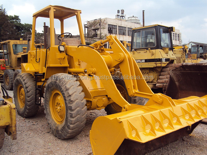 Original used caterpillar wheel loader 910F spare parts for sale! CAT used wheel loader 910F!