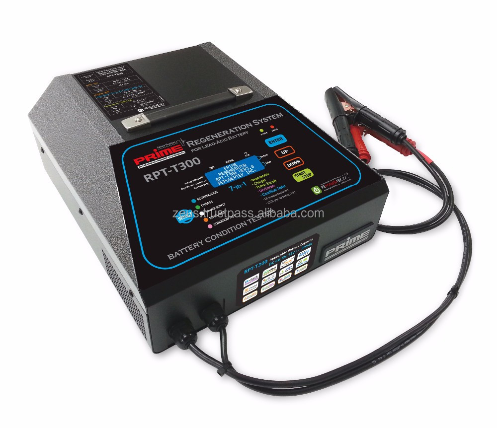 PRIME Battery Regenerator (RPT-C300) for UPS batteries