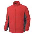 Custom anti-pilling cheap wind stopper man polar fleece jacket Bangladesh Factory