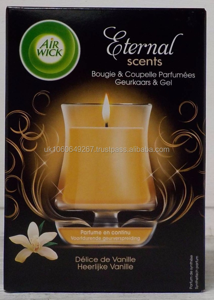 Airwick 130g Eternal Scents Vanilla Candle