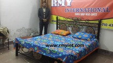 Pakistani RMY 133 top quality cotton printed bed sheets