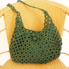Crochet Rings Shoulder Bag