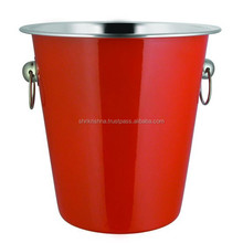 Top quality steel Colored Wine/ bucket