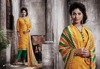 Contemporary Chanderi Cotton Silk Salwar Kameez