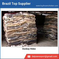 Dry and Wet Salted Donkey Hides ready to supply