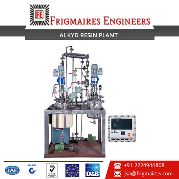 Certified Company Supplying Alkyd Resin Production Line Plant at Market Price