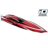 Traxxas Spartan Deep V Electric Racing Boat RTR with iD Technology TRA57076