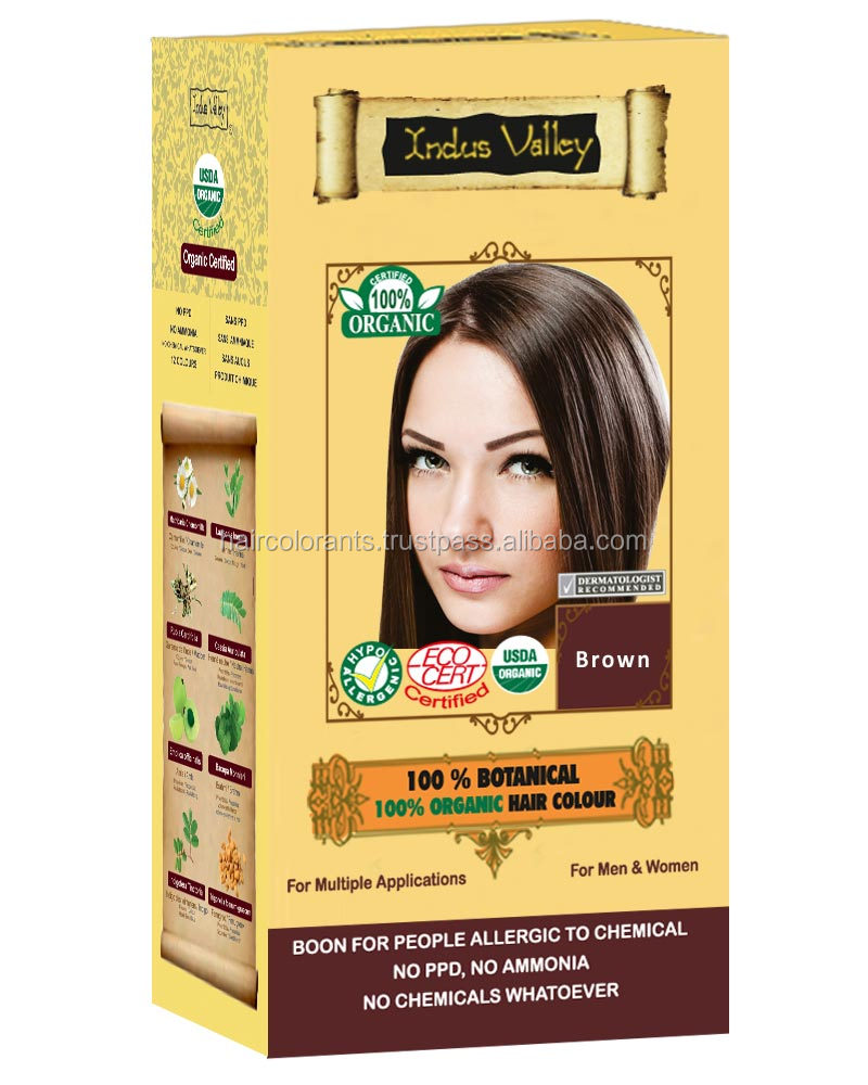 Indus Valley Bio Professional hair colour