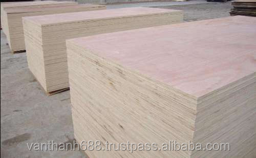two times hot press eucalyptus core plywood