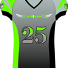Sublimation Printed American FootBall Uniforms