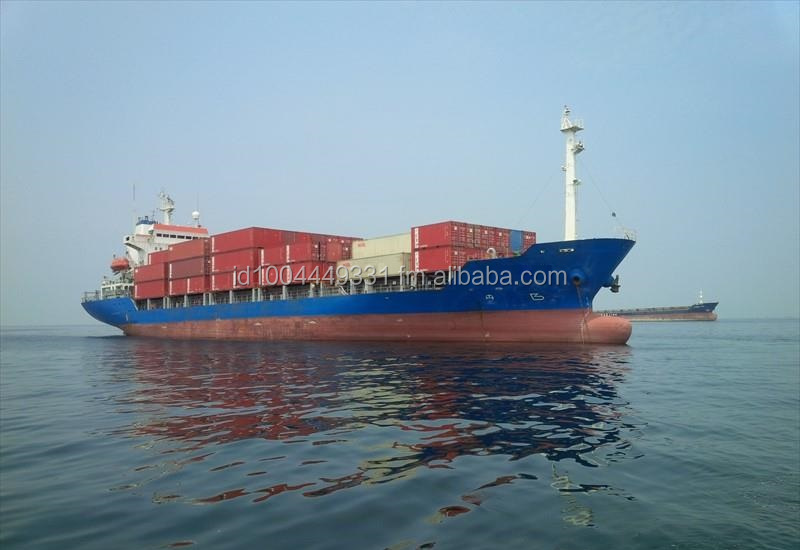 CONTAINER 414 TEUS KOREA-1991