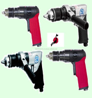 Long-lasting handy light air pressure motor drill tool from japan