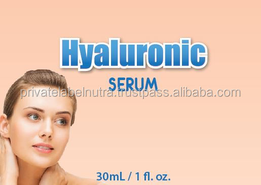 ANTI WRINKLE Skin Care Product for Face - Hyaluronic Acid Serum